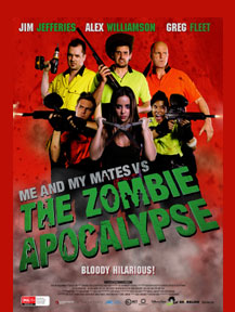 Mates Vs The Zombie Apocalypse