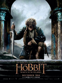 The Hobbit the Battle of 5 Armies