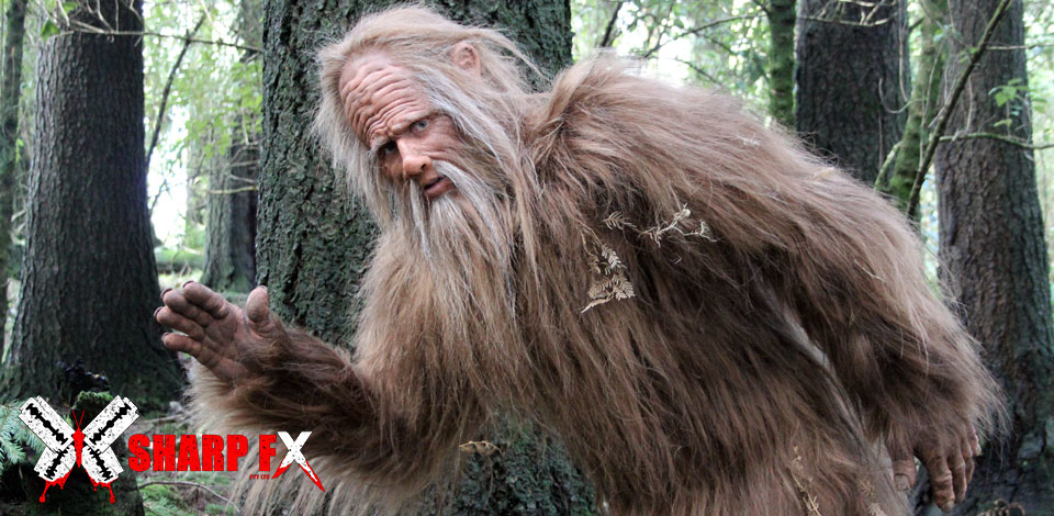 Jeep Sasquatch Created By Sharp FX for TV Commercial