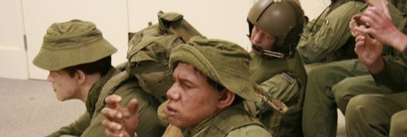 Realistic War Museum Mannequins