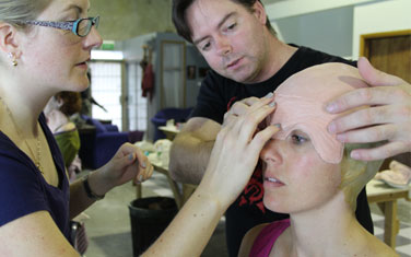 Prosthetic Makeup - Special Effects Makeup Course
