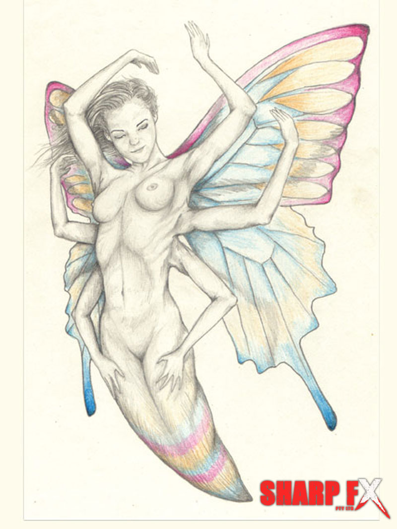 butterfly-girl-Desgin