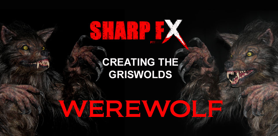 Creating the Griswolds Werewolf Creature Suit